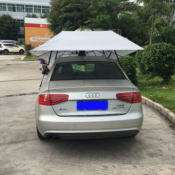 ... China Made In China High Quality Foldable Car Covers UV Protection with Cheap Car Roof Top ... & China Foldable Car Covers from Shenzhen Wholesaler: Shenzhen ...