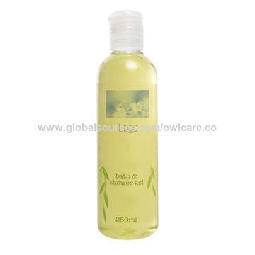 54945aa1bc ... China Último gel de la ducha del limón de la tentación