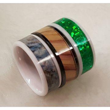 Taiwan RFID Ceramic Ring from Nan Kang District Trading