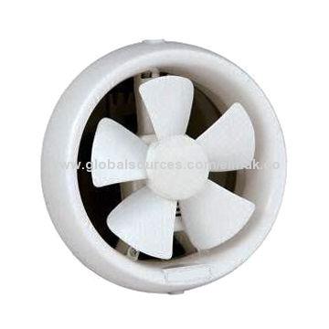 China 6 Inch Round Window Ventilating Exhaust Fan
