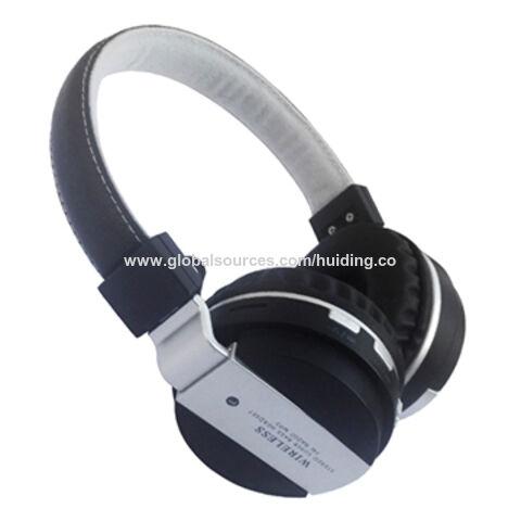 China Bluetooth Headset From Dongguan Wholesaler Dongguan Huiding Electronics Ltd
