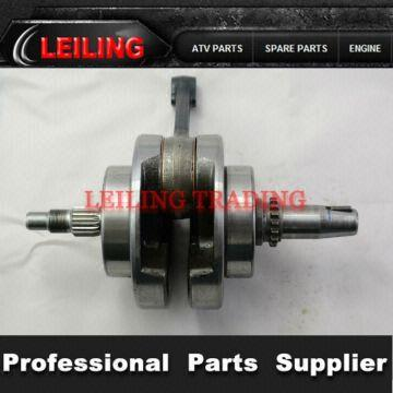Crankshaft Piston Conneting Rod Comp,atv Engine Piston