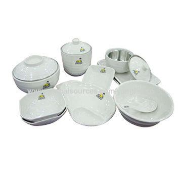 China Melamine Dinnerware Sets for Brand Chain Restaurant ...  sc 1 st  Global Sources & China Melamine Dinnerware Sets for Brand Chain Restaurant on Global ...