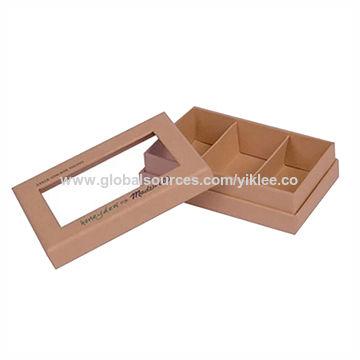 Small Kraft Paper Trinket Box