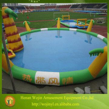 pool swimming Adult inflatable