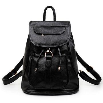 40702ac0b3 Hong Kong SAR PU leather backpack purses from Trading Company  Iris ...