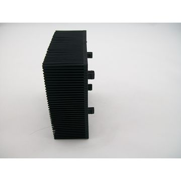 """China Bristle 1.6"""" SQ FT HT formed nylon-black part, 86875001 for GT5250 GT7250 S7200 Gerber cutter"""