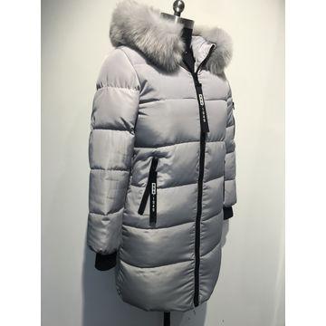 China Long coat memory like fabric cotton printed cotton