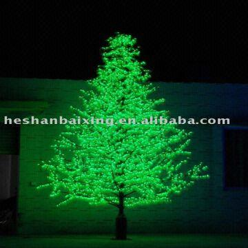 5m High Pine Tree Outdoor Light Holiday Lighting Led