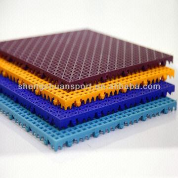 Multi Purpose Modular Suspended Plastic