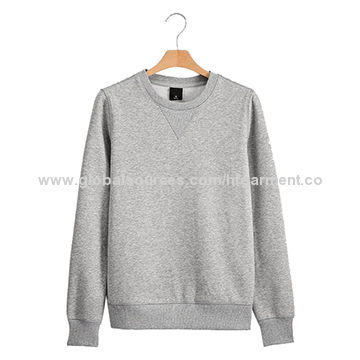 OEM Women's Crew-neck Sweatshirts, Custom Logo Fashion Design ...