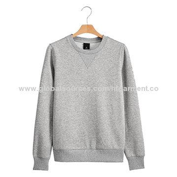 b2dd81f62c03e China OEM Women's Crew-neck Sweatshirts, Custom Logo Fashion Design ...