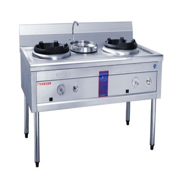 Stir-frying oven for hotel,restaurant and school kitchen ...