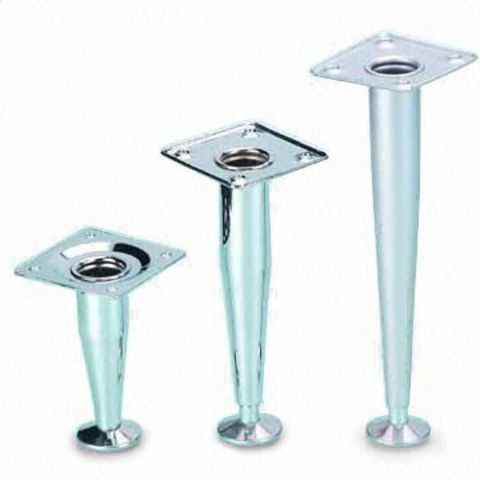 Hong Kong Sar Cone Type Steel Sofa Legs With 25mm Diameter Tube On