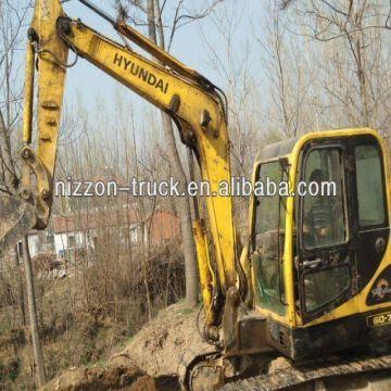 Hyundai R60-7 Volvo Ec210blc Ec220b Volvo Excavators Korea