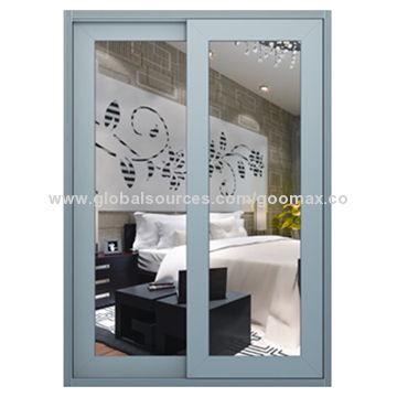 Aluminium Frame Glass Sliding Door China Aluminium Frame Glass Sliding Door