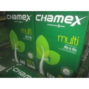 Chamex Copy Paper A4 80gsm Specifications Sheet Size210mm X 297mm