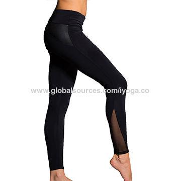 688e5e3c188749 China Nude girl women sexy yoga fitness leggings tights on Global ...