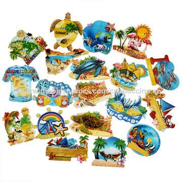 Sea World Souvenir Magnet