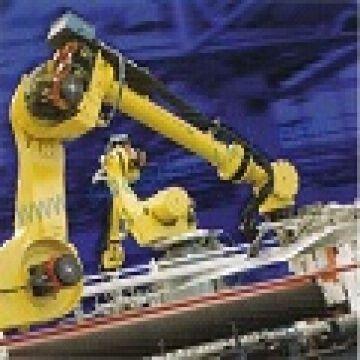 we supply fanuc robot welding stacking robot and also for