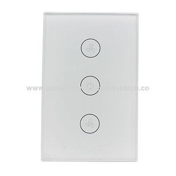 WiFi smart ceiling fan switch