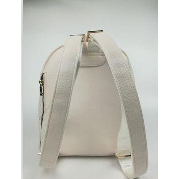 China Camo PU leather backpack, OEM/ODM, made of PU leather