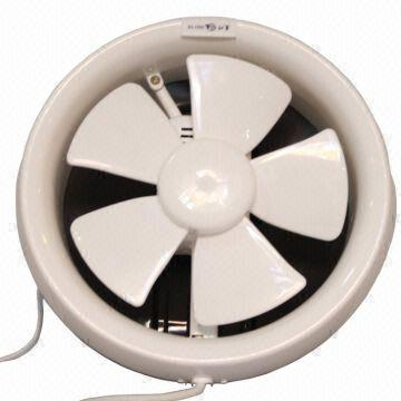 China Round Bathroom Exhaust Fan Ventilation Ventilating Ventilator Air Extractor