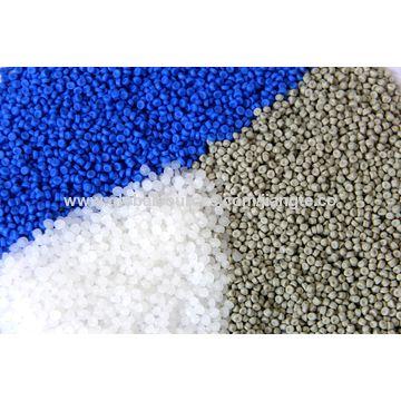 PP homopolymer granules lead-acid battery material against