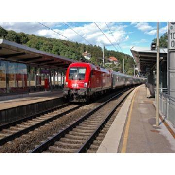 sino-euro railway logistics service