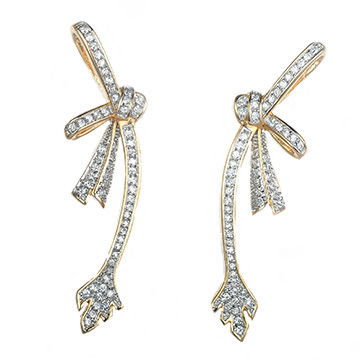 e6e5070f9c61 China 18k gold plated fancy small earrings for ladies earrings designs  pictures designs ...