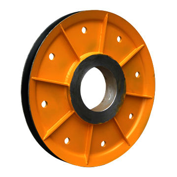 Wire Cable Pulley, Used for Bridge Crane | Global Sources