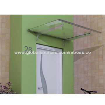 DIY Door Awning China DIY Door Awning  sc 1 st  Global Sources & Stainless Steel DIY Door Awning with Better Structural Bracket ...