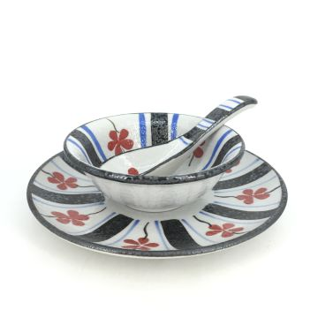 ... China Japanese style hand printing ceramic dinnerware se  sc 1 st  Global Sources : japanese style dinnerware - pezcame.com