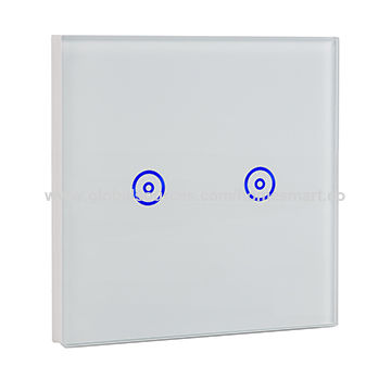 China Smart Wi-Fi Wall Touch Switch EU Ewelink App Remote