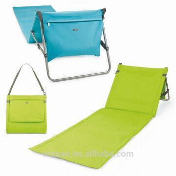 Portable Beach Mat Beach Backrest Folding Beach Mat Folding Beach