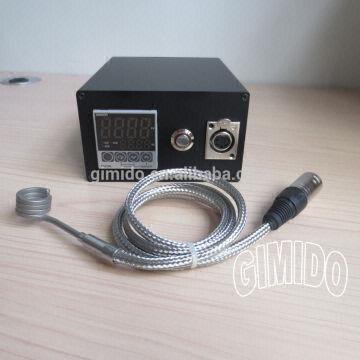 120V100W Enail Coil Heater And Temperature Control Box For