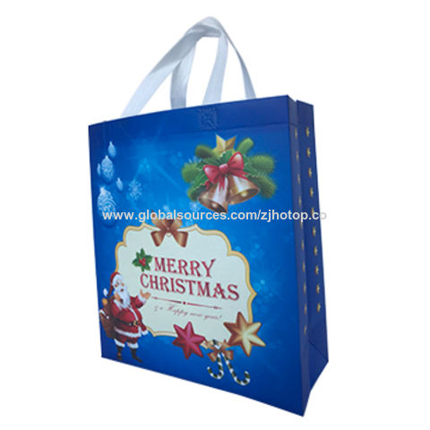China Christmas Large Gift Bags from Wenzhou Manufacturer: wenzhou ...