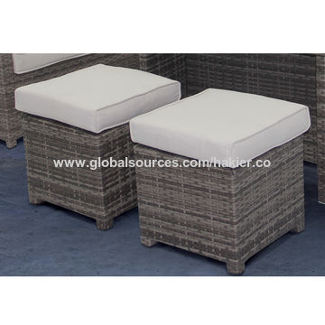Genial ... China 5pcs Aluminum Outdoor Rattan Corner Sofa Sale PE Wicker Cane Patio  Garden Furniture Sofa Set ...