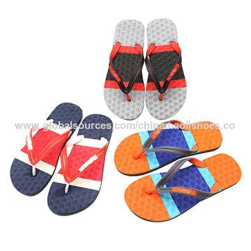 c9cb71763 China Brand name fancy men bedroom slippers latest design men s sandal ...