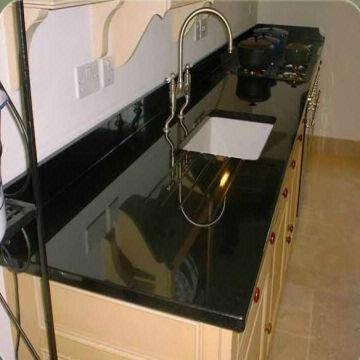 Black Granite Countertopslowes Granite Countertops Colorspre Cut