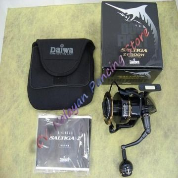 ab3aeee84a5 Daiwa Saltiga Z6500H Dogfight Spinning Reel | Global Sources