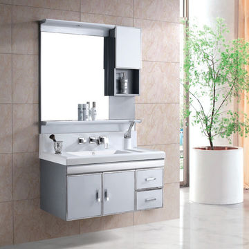 Stainless Steel Bathroom Cabinet China