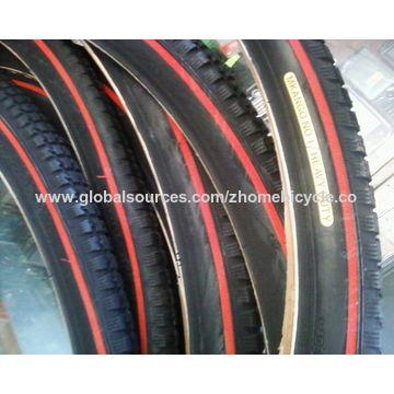 China Bicycle Tire/Bicycle Tyre/Bike Tire, 27x1 1/4,28x1 1/2,Road Bike Size
