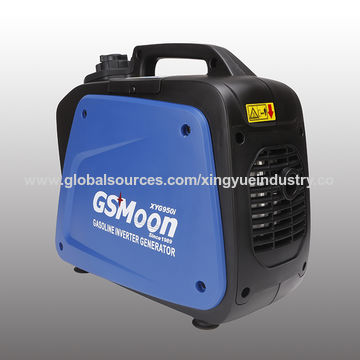 China 800W Digital Inverter Generators,Special Design 4-Stroke Engine,Lower Noise,Pure Sine Wave,Patented