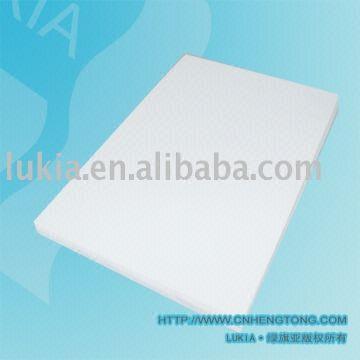 graphic regarding Printable Plastic Sheets named White All-natural Excellent Inkjet Printable Pvc Plastic Sheet