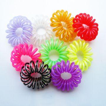 Hot sell elastic plastic hair bands for hair ornament  5b16d98918a