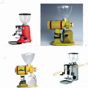 Automatic Coffee Bean Grinding Machine In China Popular In Abroad