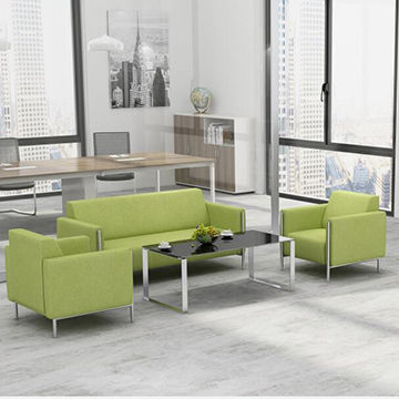 Green Office Leisure Fabric Sofa China