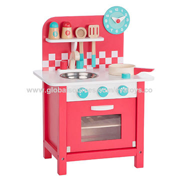 China New design children\'s play kitchen set from Wenzhou ...