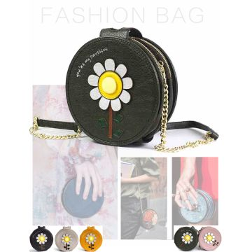 15fb9258de China Drop shipping Wholesale OEM ODM Fashion round clutch handbag bag for  women